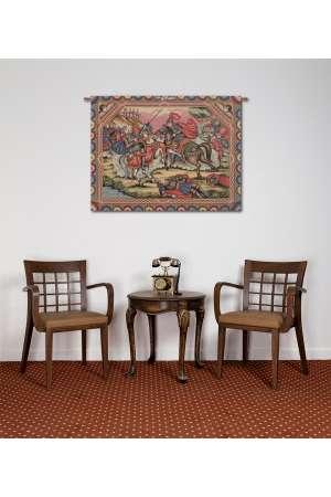Ronald's Battle Italian Tapestry