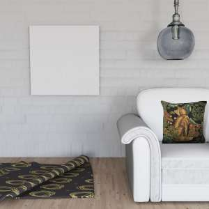 Wolf by William Morris European Cushion Covers