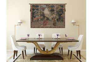 Domaine d'Enghien Flanders Tapestry Wall Hanging