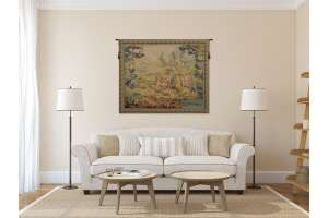 Hunt Flanders Tapestry Wall Hanging