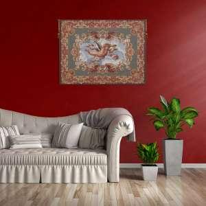 Angels Farnese Flanders Tapestry Wall Hanging