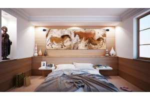 Lascaux Part Flanders Tapestry Wall Hanging