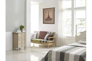 Eiffel Tower IV French Tapestry Wall Hanging