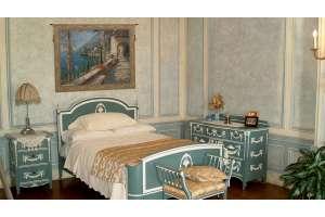 Villa In Capri Belgian Tapestry Wall Hanging