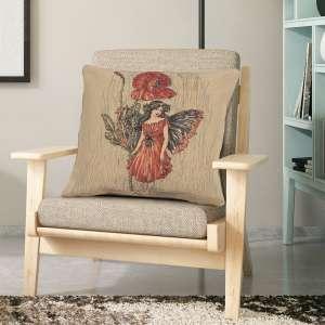 Poppy Fairy Cicely Mary Barker I European Cushion Cover