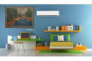 Keukenhof Blue European Tapestry Wall Hanging