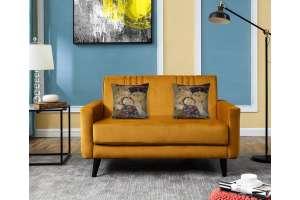 Virgin Faces Belgian Tapestry Cushion