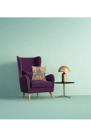 Scilla Fairy Cicely Mary Barker European Cushion Cover