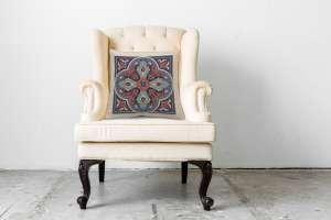 Mandala Infinity Decorative Pillow Cushion Cover