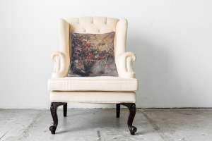 Tin Pot Decorative Pillow Cushion Cover