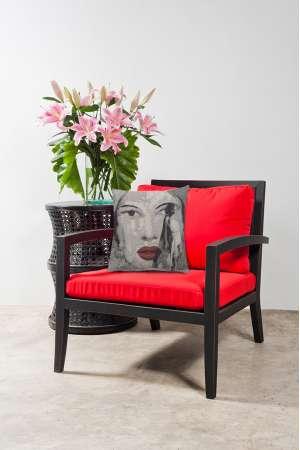 Fashion Forward Decorative Pillow Cushion Cover