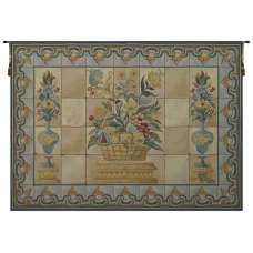 Azulejos 2 French Tapestry Wall Hanging