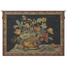 La Corbeille French Tapestry Wall Hanging
