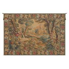 Courances French Tapestry Wall Hanging
