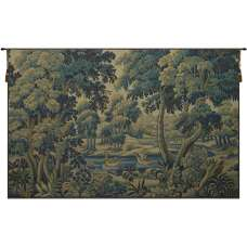Verdure Colverts 2 French Tapestry Wall Hanging