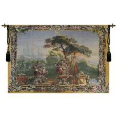 Paysage de Toscane French Tapestry Wall Hanging