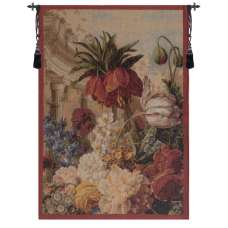 Bouquet Exotique III French Tapestry