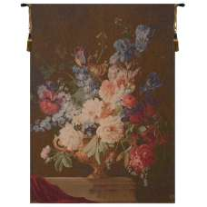 Bouquet Iris Fonce French Tapestry