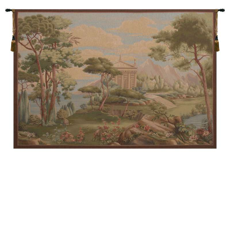 Jardin Panoramique Grande French Tapestry