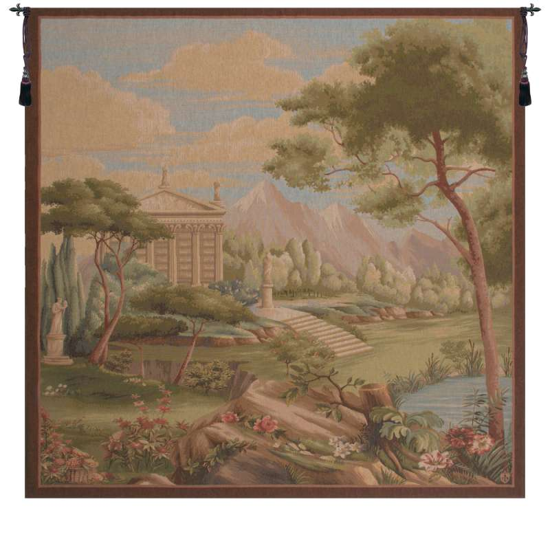 Jardin Panoramique French Tapestry