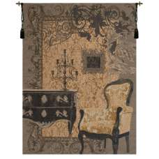Mobilier Louis XVI Gold French Tapestry