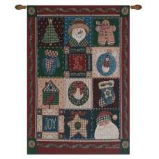 Heartland Holiday Fine Art Tapestry