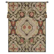 French Antique French Tapestry Wall Hanging