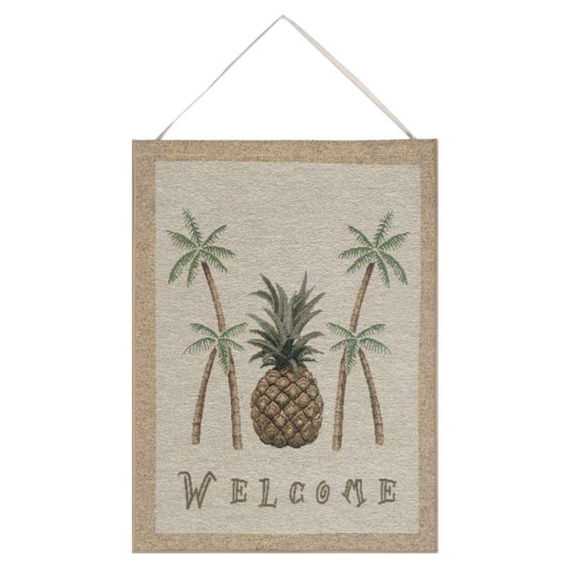 Island Breeze Tapestry Banner