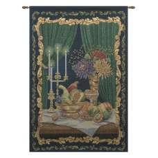 Festive Still Life Fine Art Tapestry