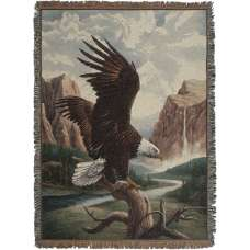 Freedom, no Verse Tapestry Throw