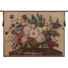 Bouquet Hibiscus Clair French Tapestry
