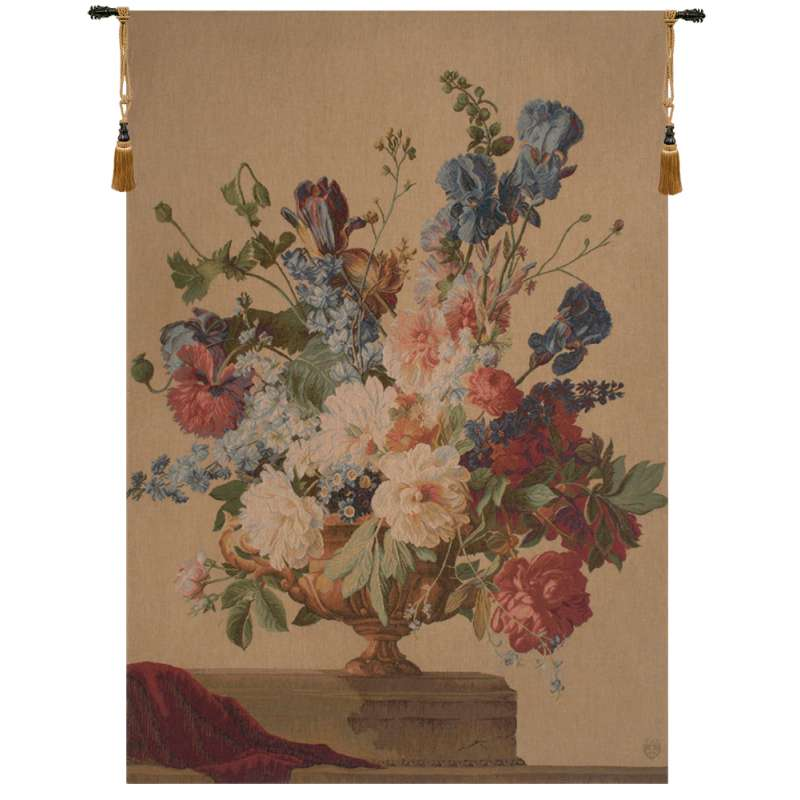 Bouquet Iris Clair French Tapestry
