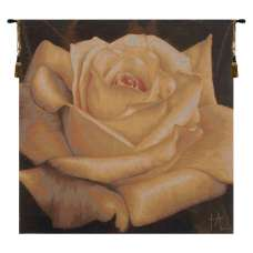 Rose Jaune French Tapestry