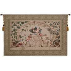 Beauvais III with Border French Tapestry