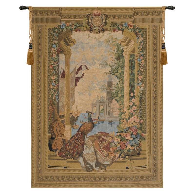 Venice Scene European Tapestry