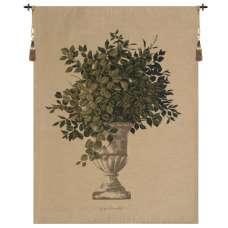 Greenery Beige European Tapestry