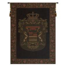 Blason Unicorn European Tapestry