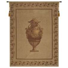 Antique Greek Urn European Tapestry