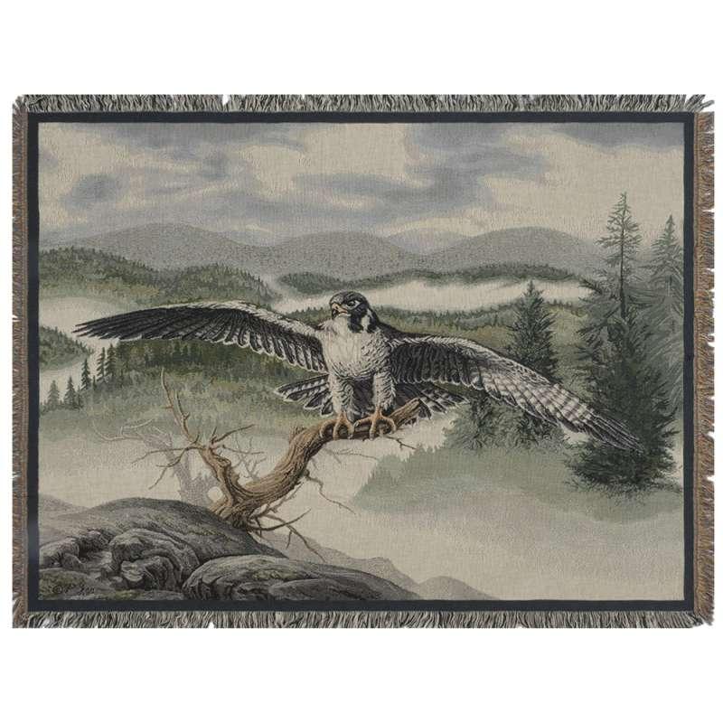 Vigilance Tapestry Throw