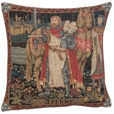 Legendary King Arthur I European Cushion Cover