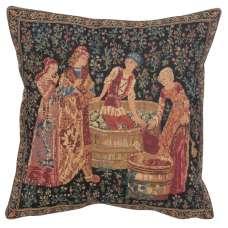 The Wine Press III European Cushion Covers