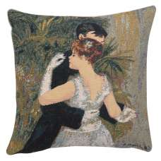 Degas Danse A La Ville Small European Cushion Covers