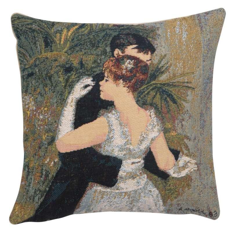 Degas Danse A La Ville Small European Cushion Covers