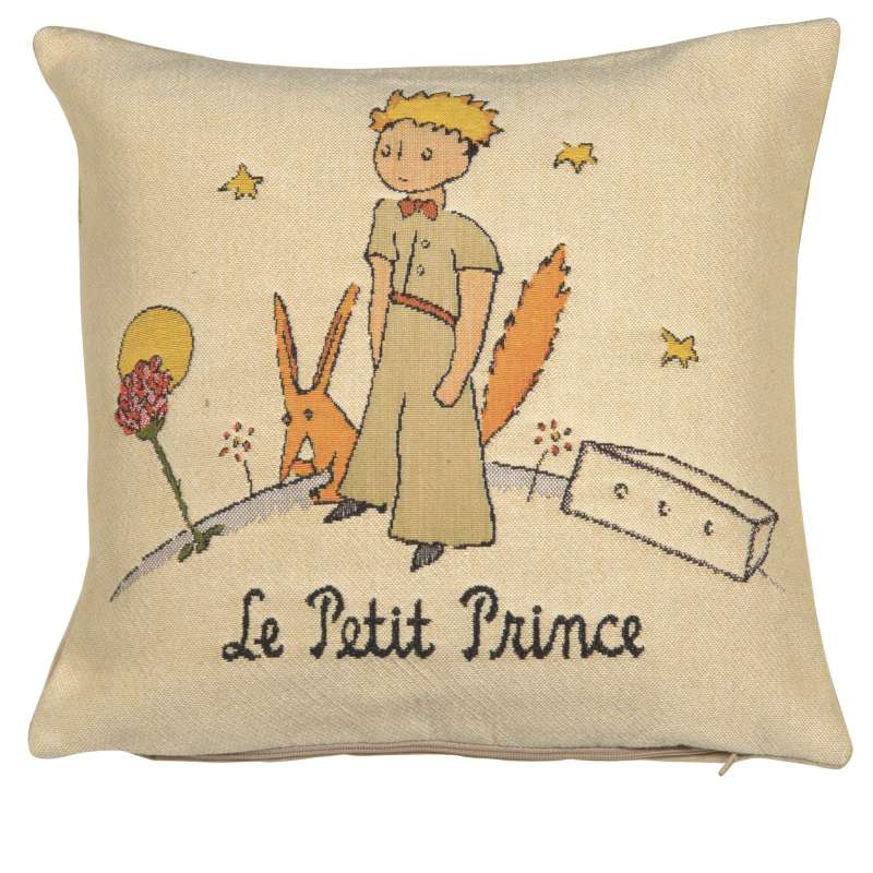 The Little Prince I European Cushion Cover