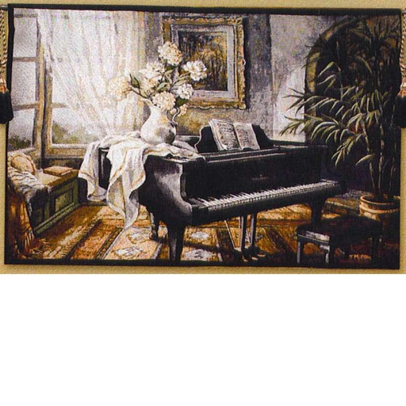 Life's Grand Fine Art Tapestry