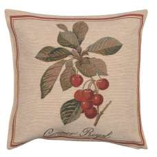 Cerise Royale European Cushion Covers