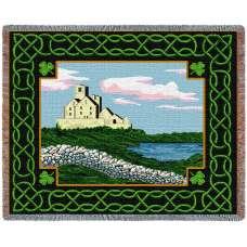 Ireland Blanket Tapestry Throw