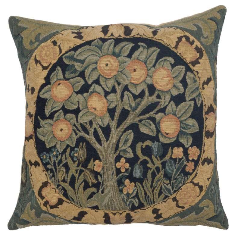 Orange Tree III European Cushion Cover