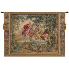 Bacco Italian Tapestry Wall Hanging