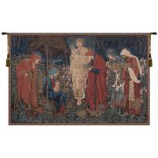 The Adoration of the Magi III European Tapestry